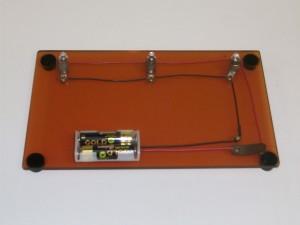 circuito com ligações em paralelo