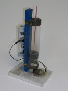 Modelo mecânico da teoria cinética dos gases