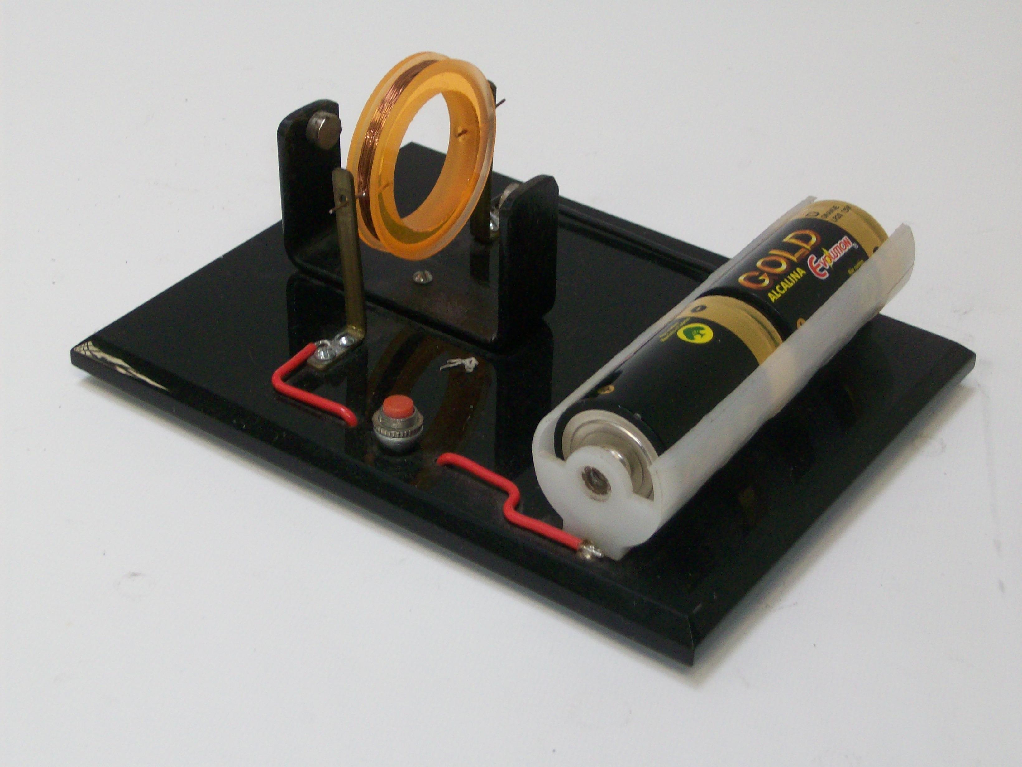 Modelo de motor de indução