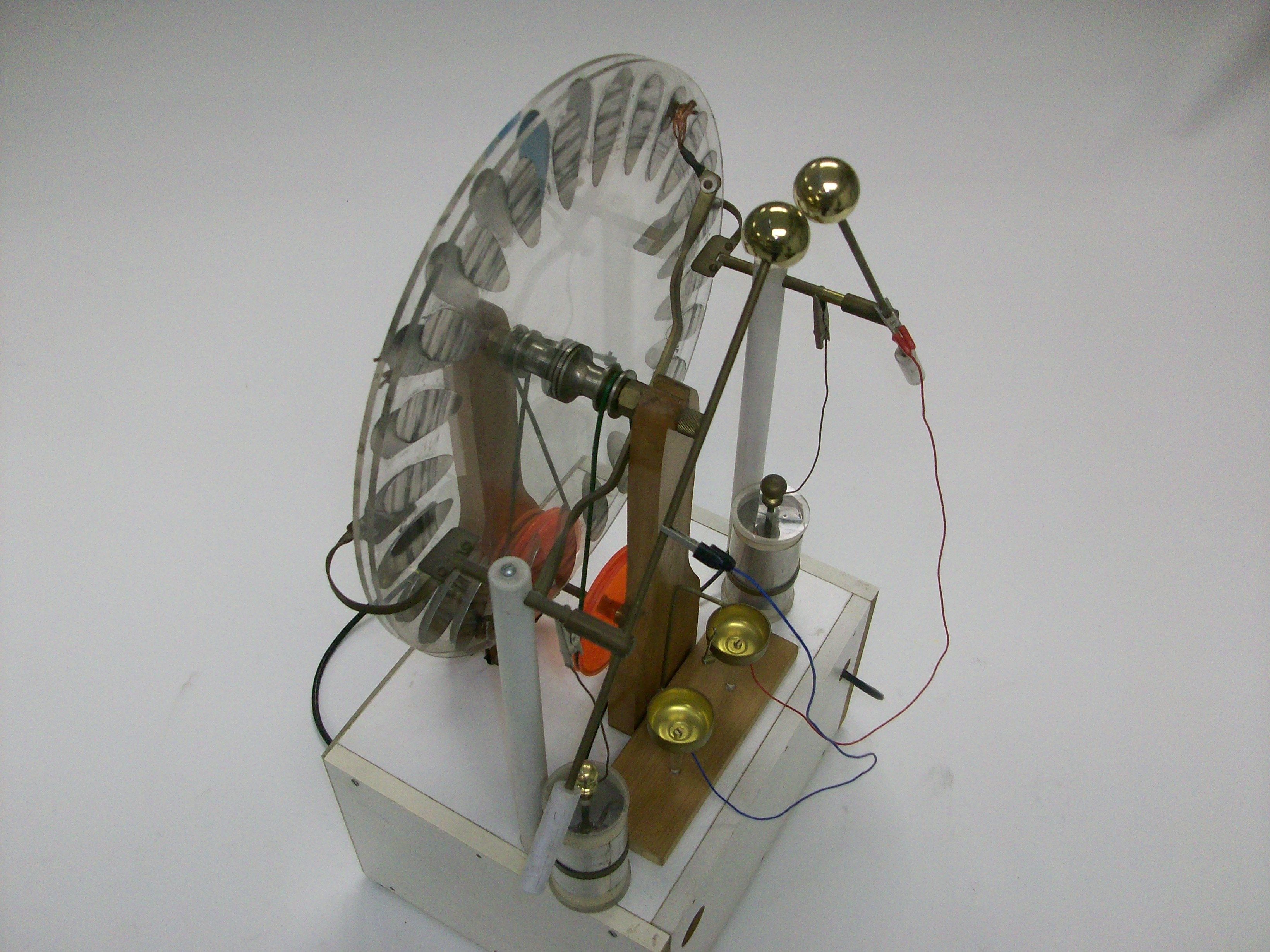 Gerador eletrostático