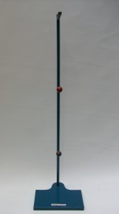pêndulo caótico com duas esferas