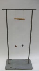 2 pêndulos acoplados