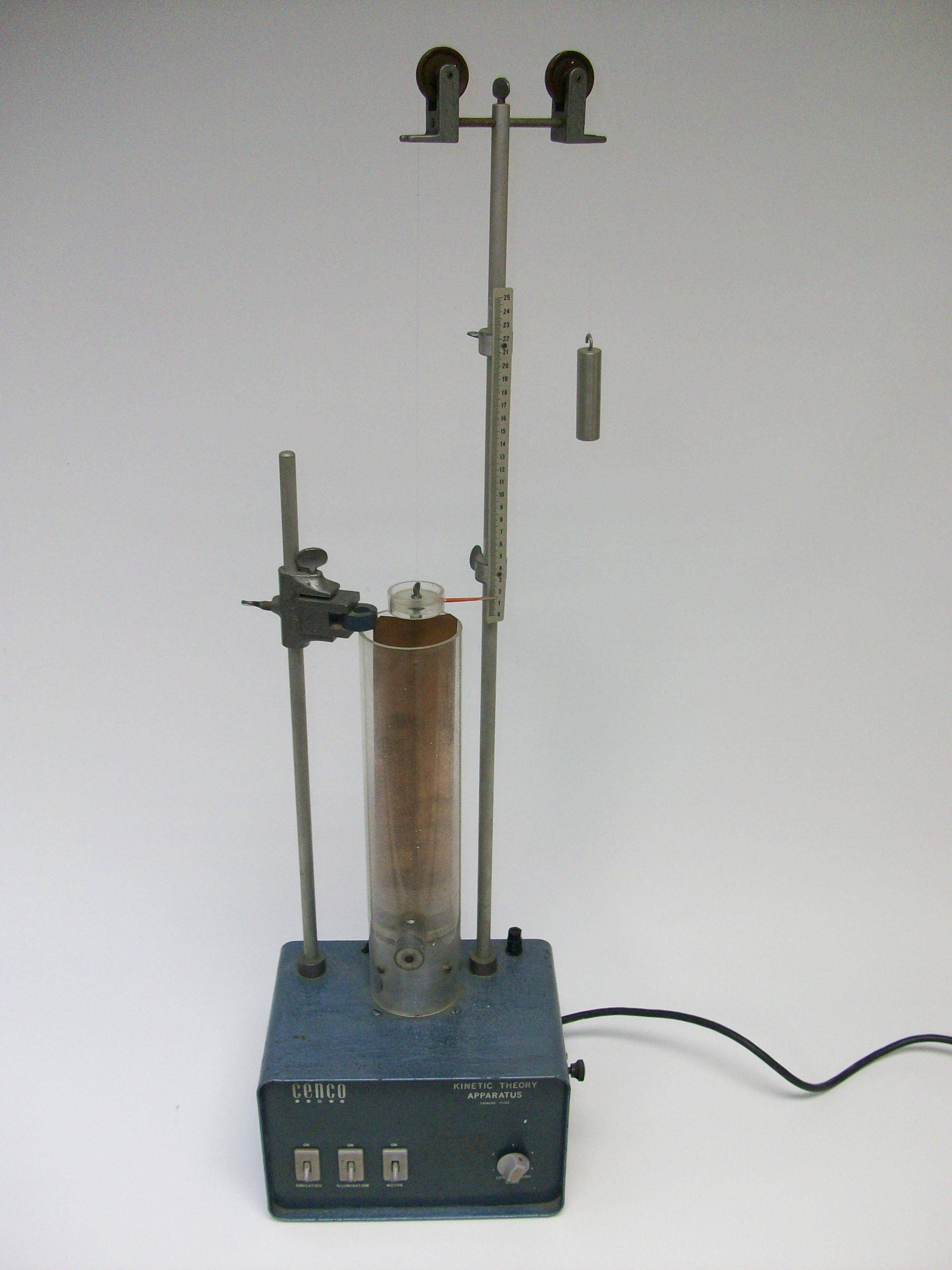 Modelo Cinético dos Gases
