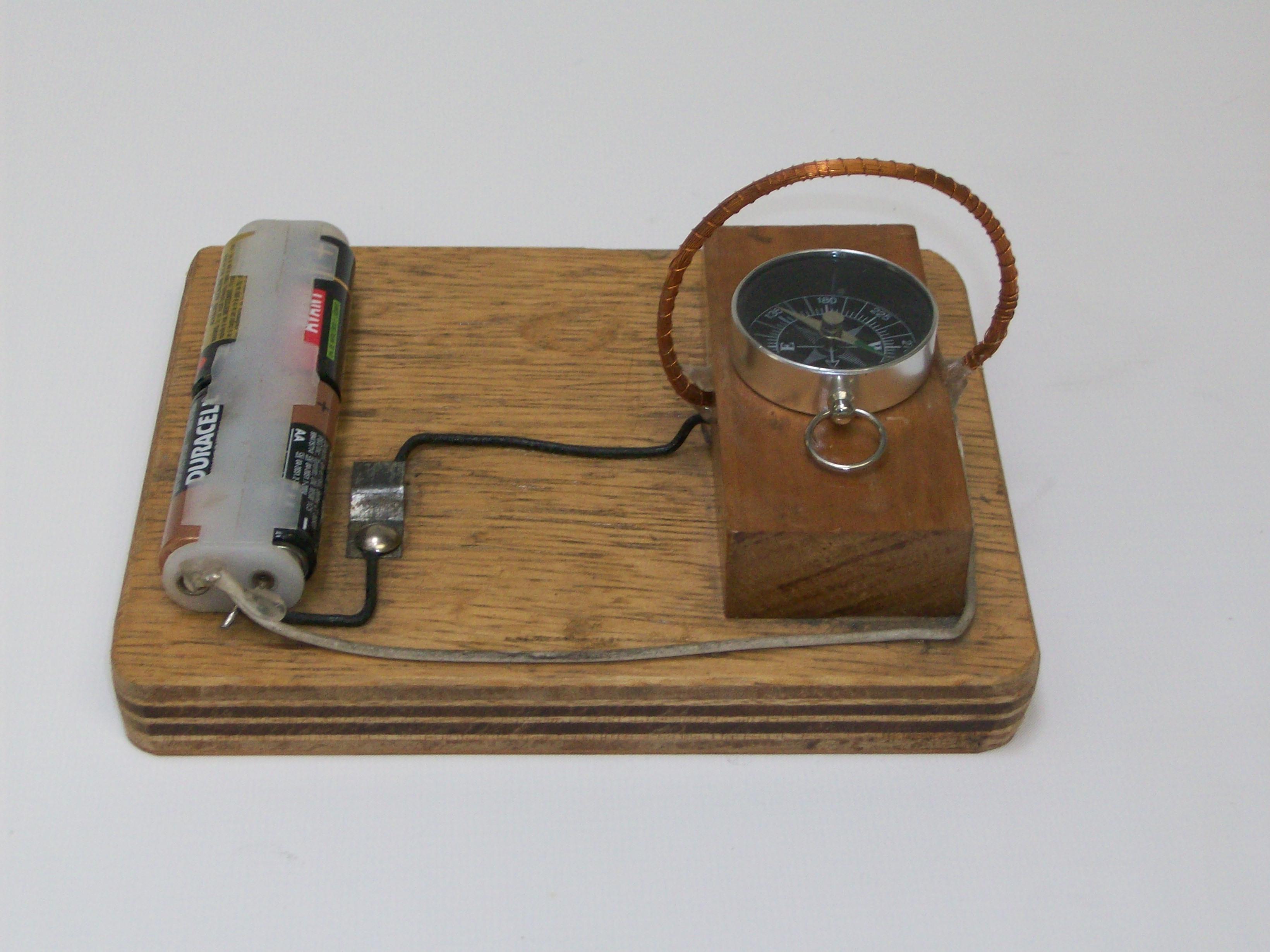 Campo magnético de um conjunto de espiras