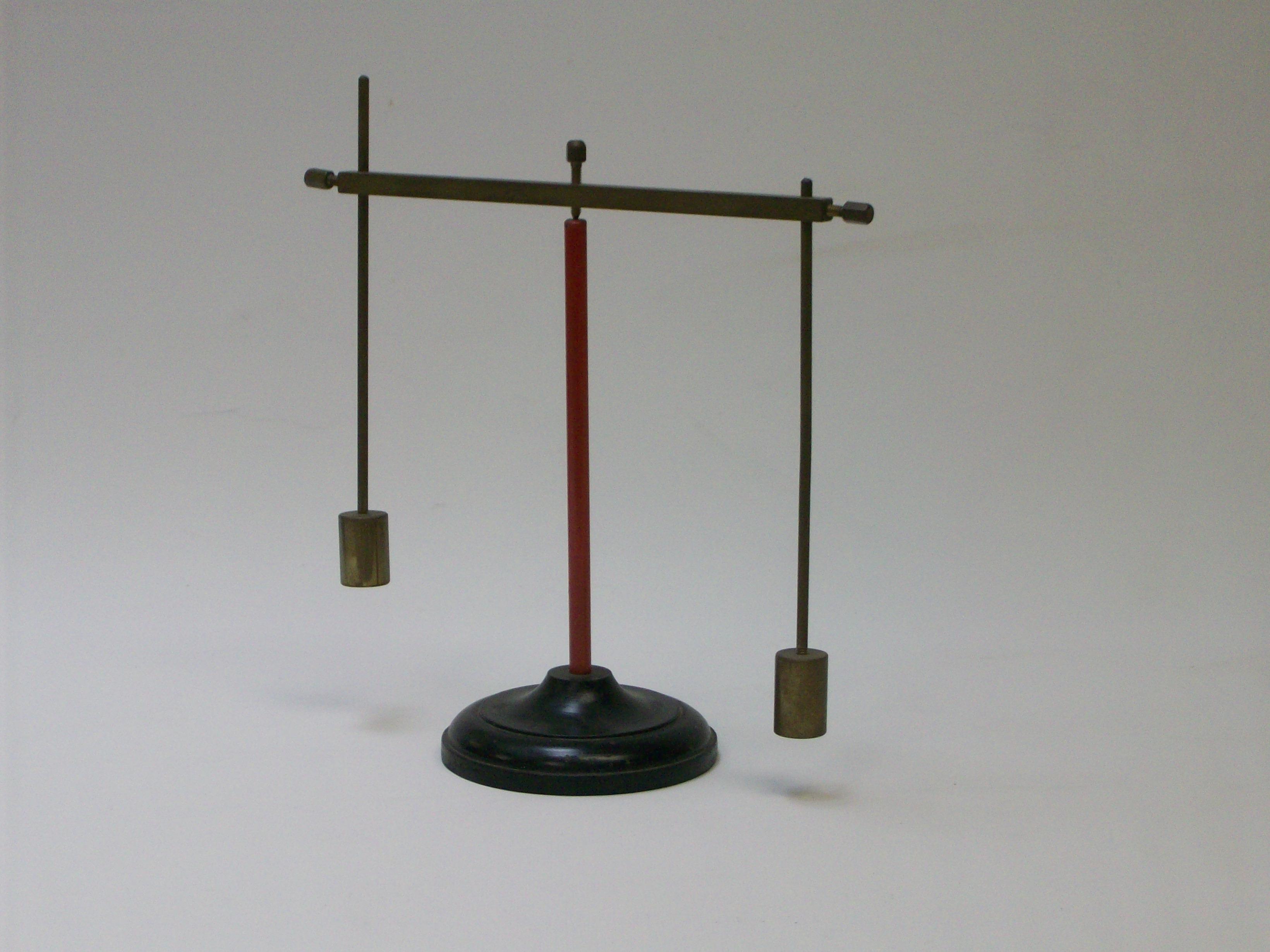 Equilíbrio – Centro de massa variável