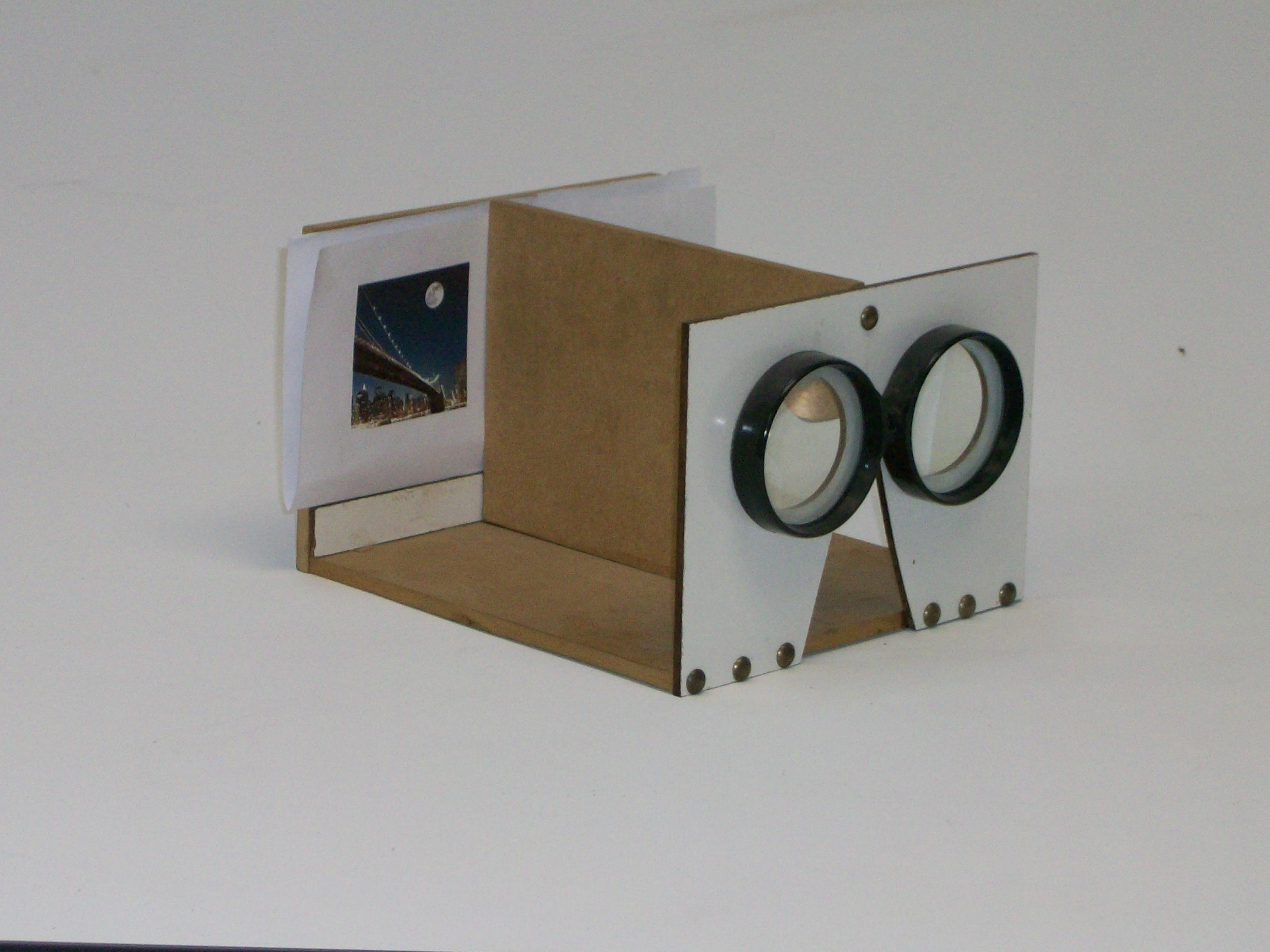 Estereoscópio