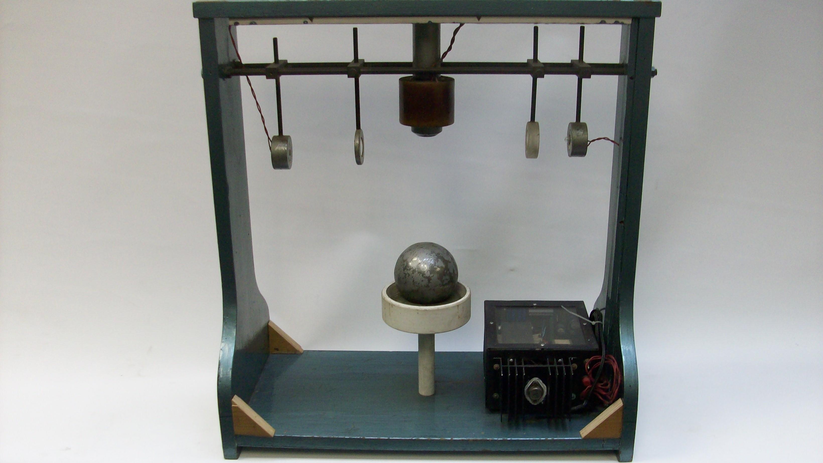 Levitador magnético